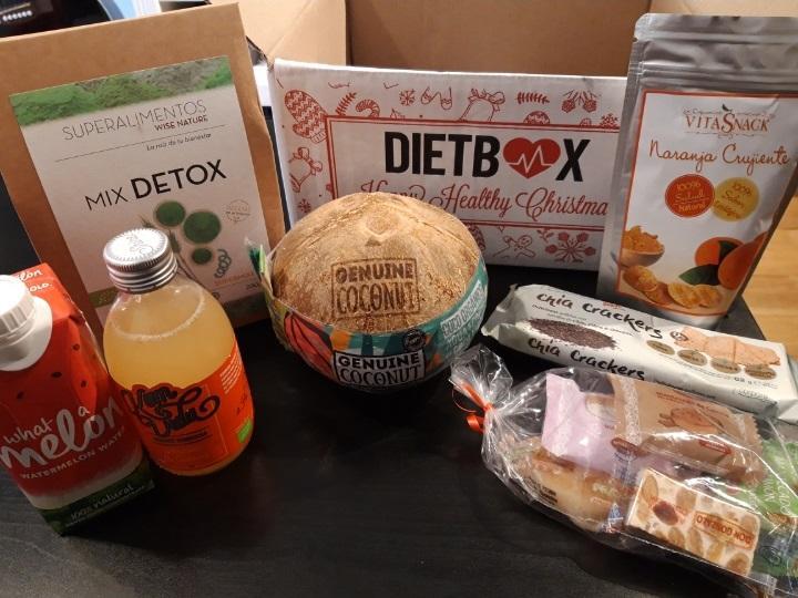 dietbox diciembre